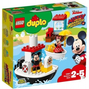LEGO DUPLO: Mickey's boot (10881)