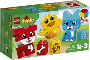 LEGO DUPLO : My first animal puzzle (10858)