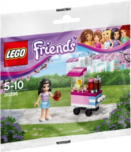 LEGO Friends: Cupcake kraam (30396)