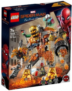 LEGO Heroes: Spider-Man far from home - Molten Man (76128)