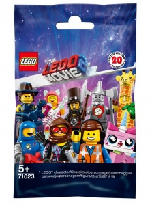 LEGO Minifigure Le  sac Lego Movie 2surprise
