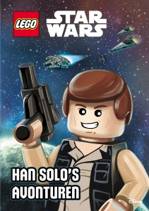 LEGO Star Wars: Reading book Han Solo`s adventures