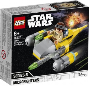 LEGO Starwars: Naboo Microfighters (75223)