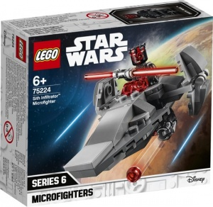 LEGO Starwars: Sith Microfighter (75224)