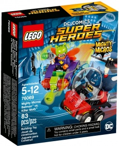 LEGO Super Heroes: Batman vs. Killer Moth (76069)
