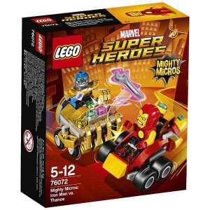 LEGO Super Heroes: Iron Man vs. Thanos (76072)