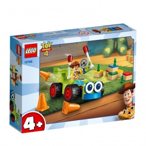 LEGO Toy Story - Woody (10766) 69 pieces