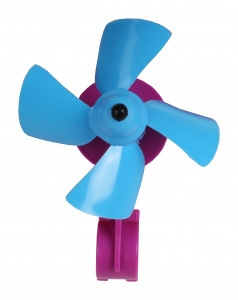Lena windmühle Junior 11 cm violett/blau