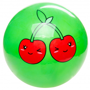 LG-Imports ball Kawaii Fruit junior 23 cm PVC grün