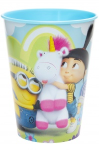 LG-Imports beker Despicable Me blauw 260 ml