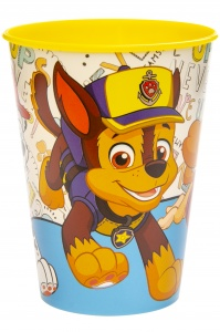LG-Imports beaker Paw Patrol yellow 260 ml