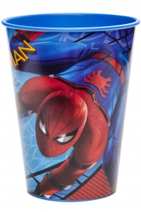 LG-Imports becherglas Spider-Man blau 260 ml