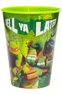 LG-Imports drinkbeker Teenage Mutant Ninja Turtles 260 ml