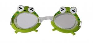 e371f65bcae LG-Imports swimming goggles frog green