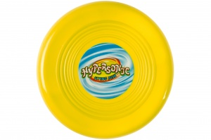 LG-Imports frisbee 10 cm geel