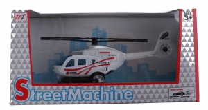 LG-Imports helikopter die cast wit