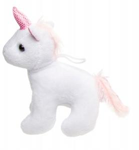 e11ebfadac7 LG-Imports Cuddly unicorn XS 12 cm white