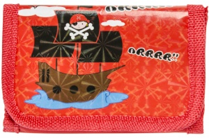 LG-Imports wallet pirates red 12 cm