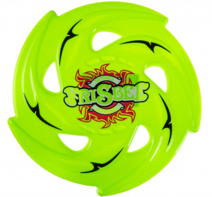 LG-Imports throwing disc Speed Frisbee junior 24 cm green