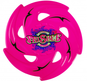 LG-Imports throwing disc Speed Frisbee junior 24 cm pink