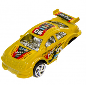 LG-Imports toy racing car boys yellow