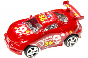 LG-Imports toy racing car boys red