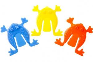 Toi-Toys springende Frösche Frösche Frösche Frösche Spiel 7-teilig