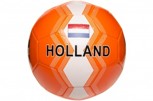 LG-Imports voetbal Holland 22 cm rood/wit/blauw
