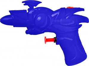 LG-Imports water pistol 19 cm blue