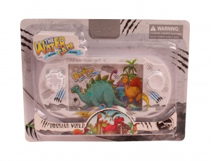 LG-Imports waterspel Dino wit 20 x 15 cm