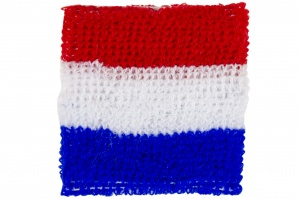 LG-Imports sweatband Holland red/white/blue
