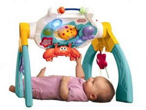 Little Tikes Musical Ocean Gym 3 in 1