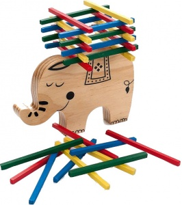Longfield Games equilibrium game elephant wood