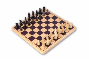 Longfield Games Chess Complete 30x30cm