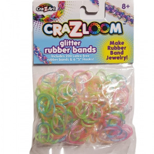 TOM pneus d'arbre Crazloom junior rubber 200-pièces