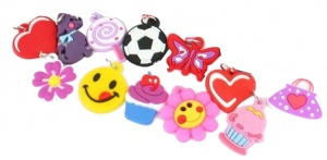 Loom Twister accessoiresset charms loombands 12-delig