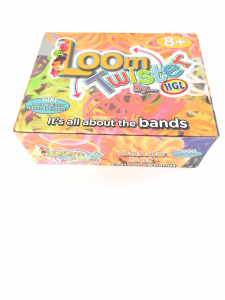 Loom Twister loombandjes twister junior rubber 21.600-delig