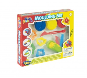 Luna clay set Kid's Dough 9-piece
