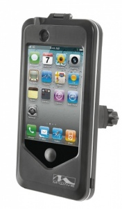 M-Wave I-Phone / Smartphone Hardcase Steering Clamp