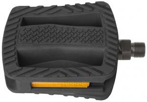 M-Wave-Platform Pédales BMX 9//16 Pouces polycarbonate Purple Set
