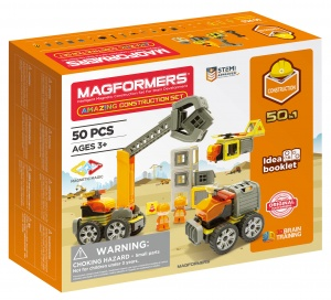 Magformers Amazing Construction set 50-delig