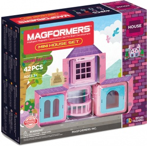 Magformers Mini House set 42-delig