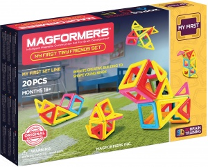 Magformers My First set 20-delig