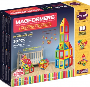 Magformers My First set 30-delig