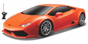 Maisto Lamborghini Hurucan LP 610-4 1:24 27/40 MHz orange