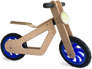 Mamatoyz loopfiets Balance Junior Naturel