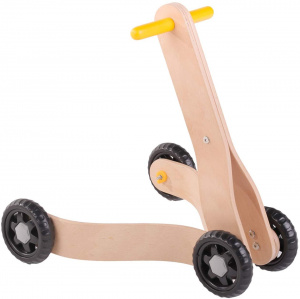 Mamatoyz loopfiets Walker Junior Naturel