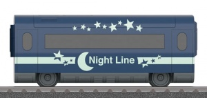 Marklin Personen Wagon Night Line