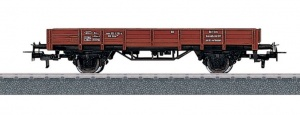 Marklin Start up niederbordwagen 11,5 cm rot (4423)