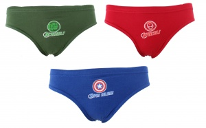 Marvel underpantset Avengers boys 3 pieces